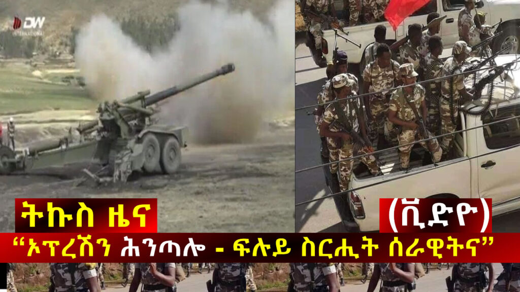 """Operation Hintalo – Tigray Defense Forces hit a big Victory in a successful Operation"""